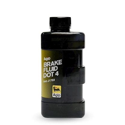 Obrazek BRAKE FLUID DOT 4, 0.25 L