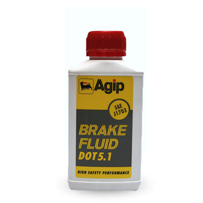 Obrazek BRAKE FLUID DOT 5.1, 0.25 L